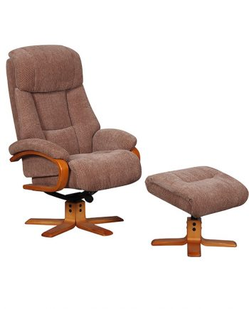 GFA Nice Fabric Recliner Chair