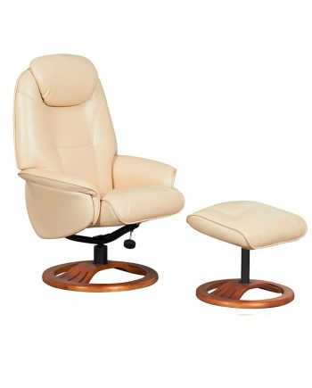 GFA Oslo Leather Recliner Chair For Sale
