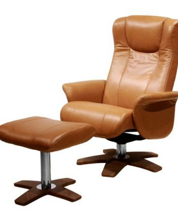 GFA Mobi leather recliner chair