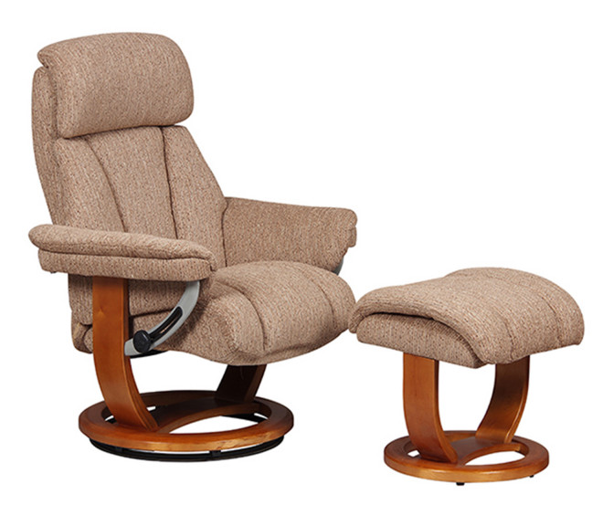 GFA Portofino Fabric Recliner Chair