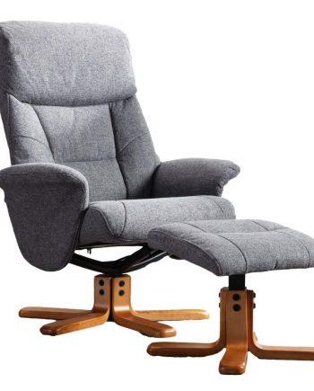 marsielle fabric fossil chair
