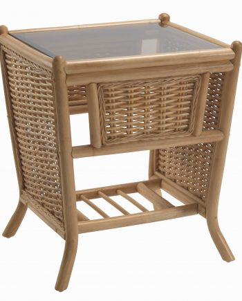 Desser Ascot lamp table rattan conservatory light oak southend-on-Sea Essex Highgate Furniture other accessories available H:60cm W:51cm D:51cm