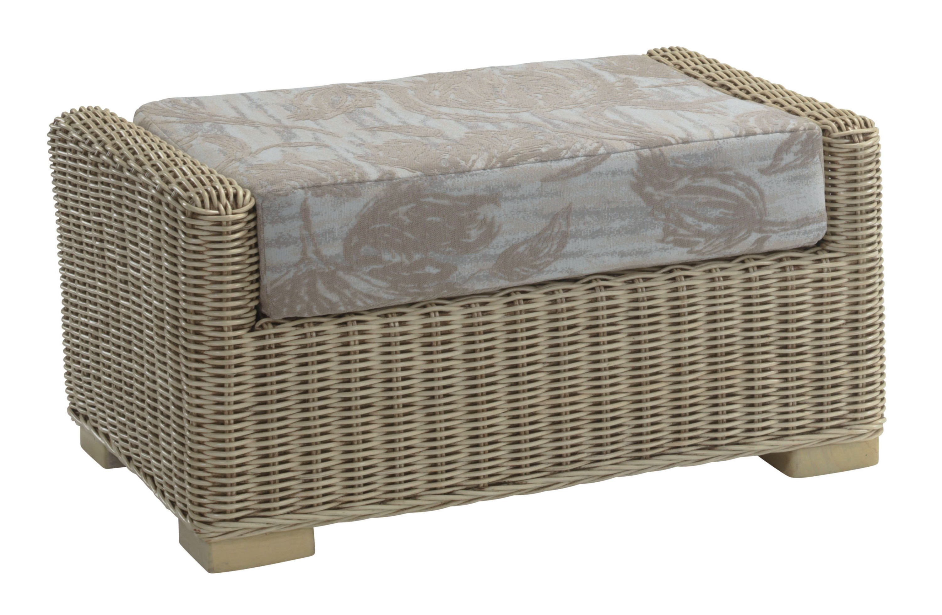 Desser Burford Footstool sold at Highgate Furniture Southend On Sea