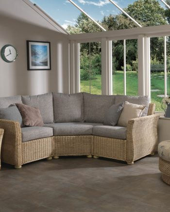 Desser Corsica Conservatory 3 piece sofa set sold at Highgate furniture Southend On sea