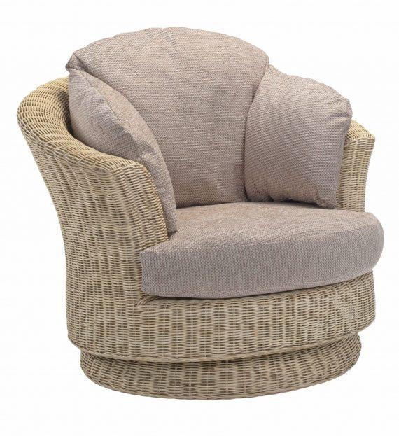 Corsica Lyon Swivel Chair