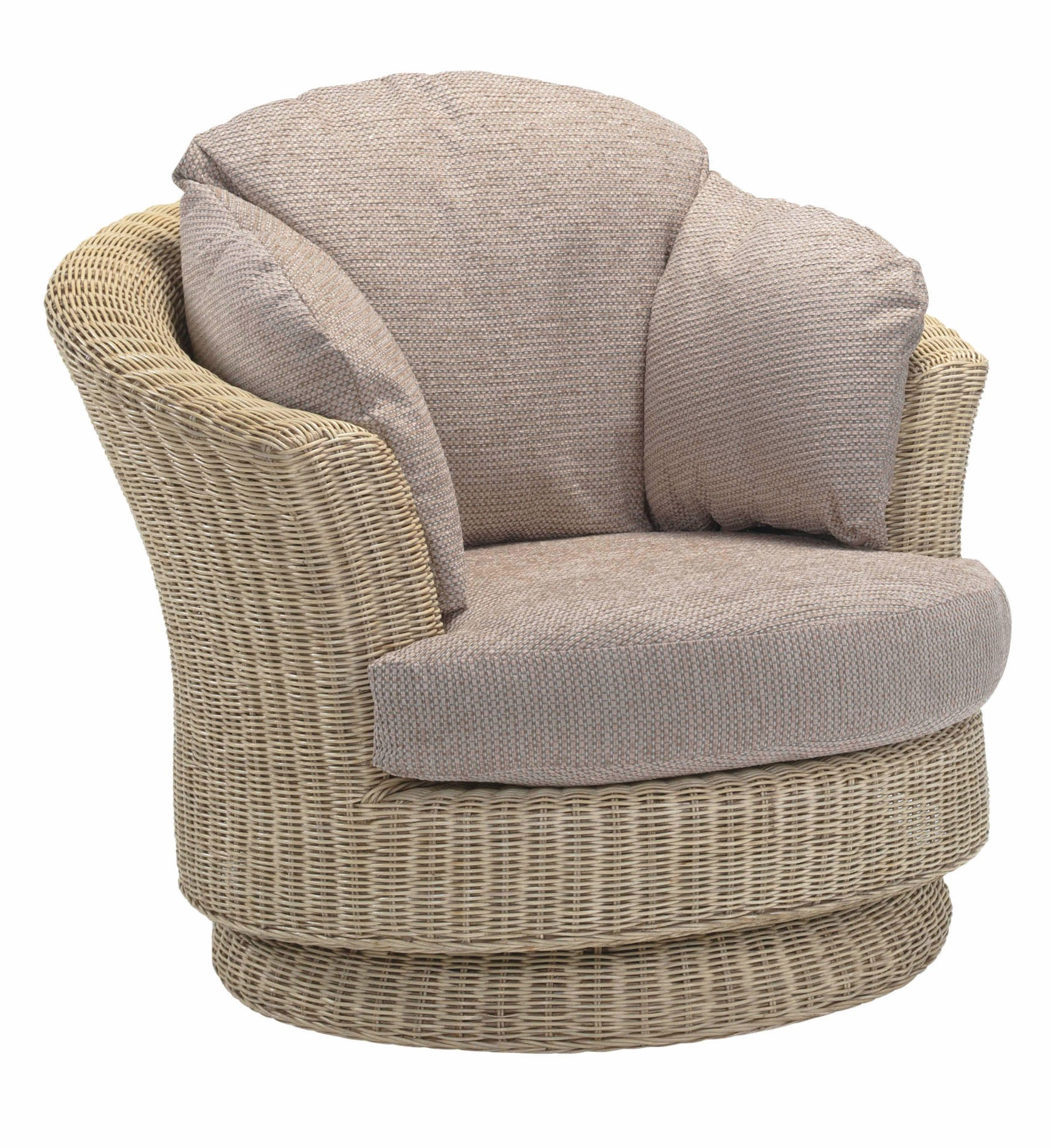 Desser Corsica Lyon swivel Chair sold at Highgate Furniture Southend On Sea