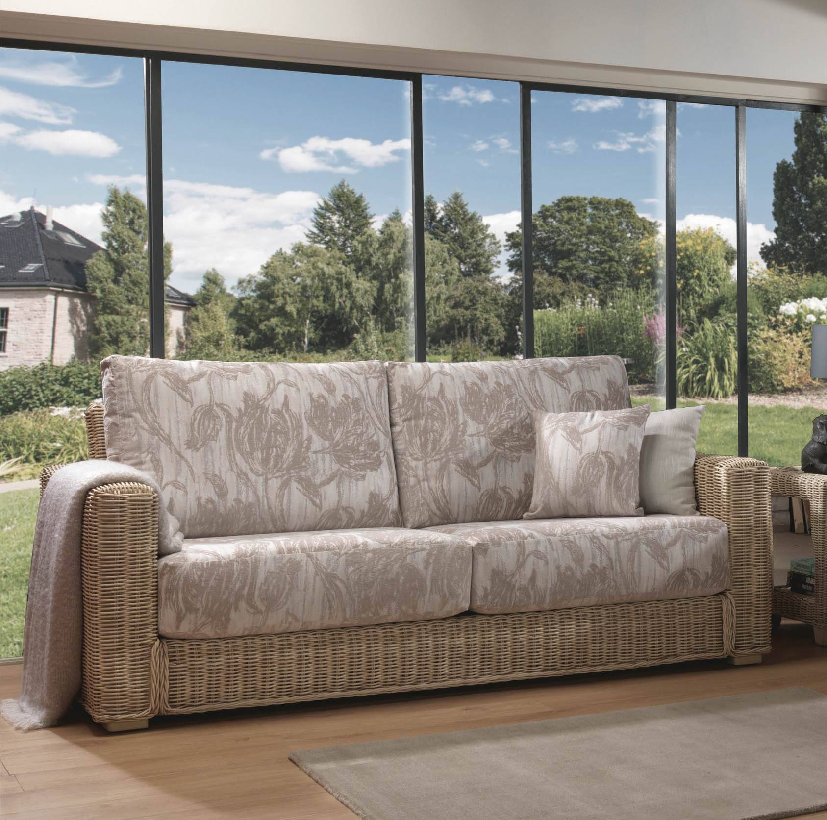 Desser Burford 3 Seater Sofa Sold at Highgate Furniture Southend On Sea