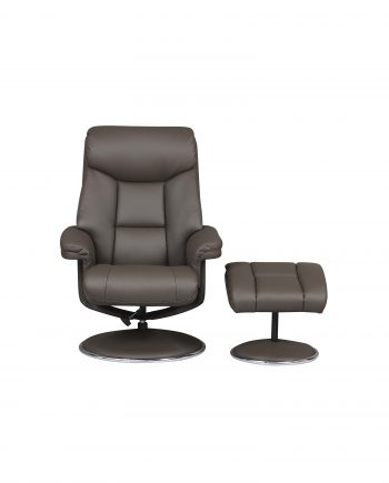 GFA Alizza Recliner chair Charcoal Highgate Furniture Southend On sea Essex
