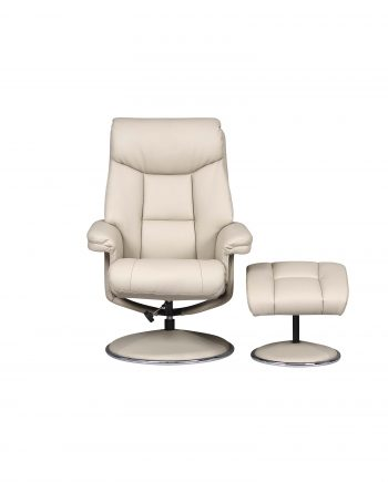 GFA Birritz Recliner Chair Bone Highgate Furniture Southend Ion sea Essex