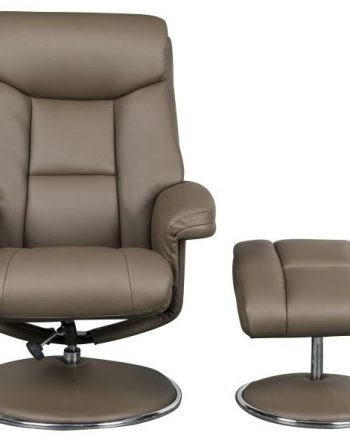 3-GFA-Biarritz-Truffle-Faux-Leather-Swivel-Recliner-Chair-and-Footstool