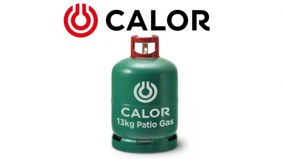 Calor Gas Bottle Sold at Highgate Furniture Southend On Sea Essex