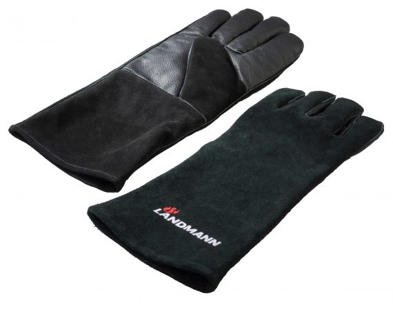 Landmann selection 13699 bbq gloves from Highgate furniture. Made of 100% breathable leather with extra long cuffs for spare protection, these landmann gloves are highly heat resistant. available from our large Highgate furniture showroom to purchase directly or order online. Please call the Highgate furniture team on 01702 414030 for any queries we will be pleased to help you