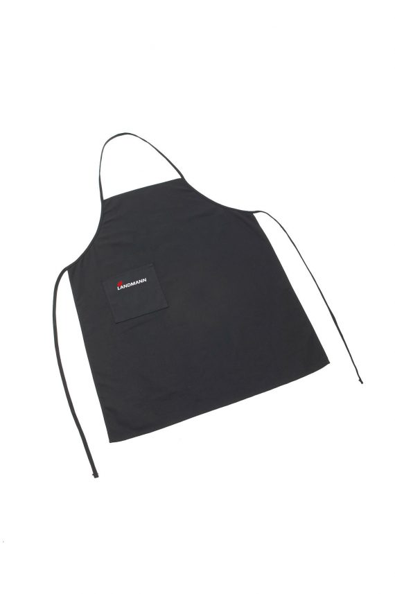 landmann 13701 apron from highgate furniture. Large apron with pocket Material: 65% polyester, 35% cotton. Available to purchase directly from the large highgate furniture showroom in southend on sea in Essex, or call us on 01702 414030, we will be happy to help you