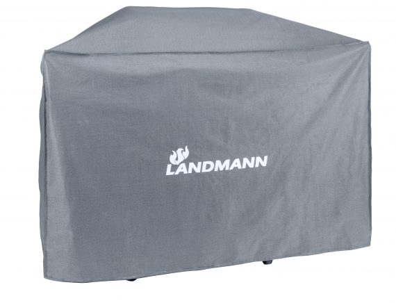 Landmann premium XL BBQ cover for Landmann modelsTriton 4 burner models - 12960, 12961 & 12962 Rexon 12230, 12231 & 12234 Miton 12660 & 12652 available at Highgate Furniture in Southend-on-sea Essex please visit out large showroom or call as on 01702 414030.