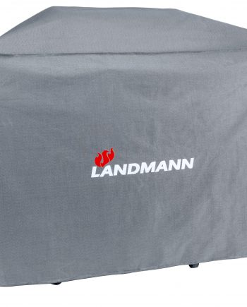 Landmann BBQ cover premium quality, UV resistant, Rainproof and breathable suitable forLandmann Triton 6.1 PTS and Avalon 5.1 PTS barbecues available at Highgate Furniture in Southend please visit our large showroom or call us on 01702414030