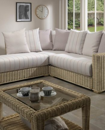 Desser Burford Corner Sofa Conservatory Set sold at Highgate Furniture Southend On sea Essex