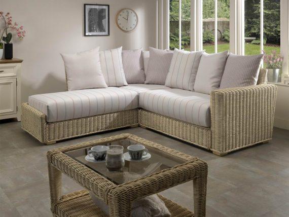 Desser Burford Corner Sofa Conservatory Set sold at Highgate Furniture Southend On sea Essex
