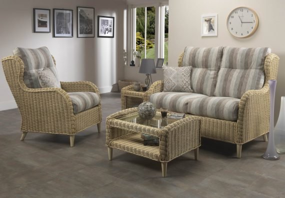 Hartford 2 seater Sofa and Chair in Ashton_10610