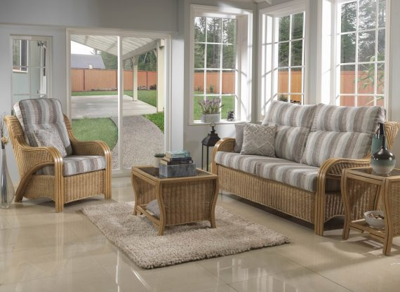 Opera Light Oak 3 seater Sofa and Chair in Ashton_10587