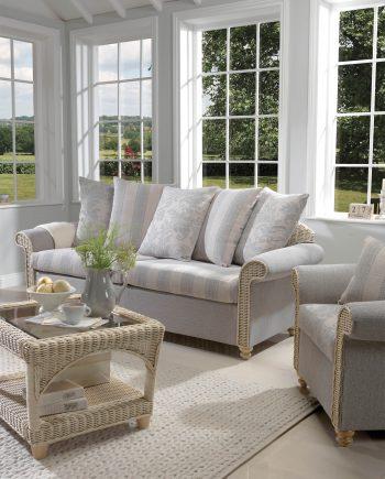 Desser Stamford Conservatory Furniture Set sold at Highgate Furniture Southend On Sea Essex