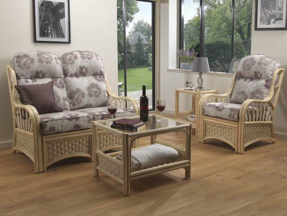 Desser Vale Conservatory Furniture Set sold at Highgate Furniture Southend On Sea Essex