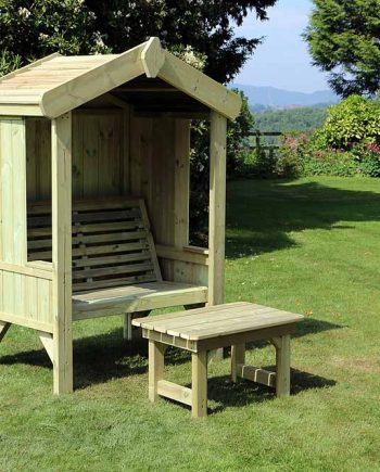 Highgate Wooden Garden Arbour HG107 Southend on sea Essex