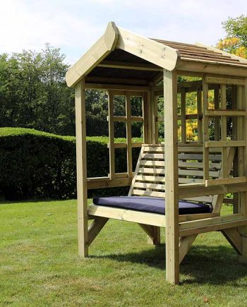 Highgate Wooden Garden Arbour HG110