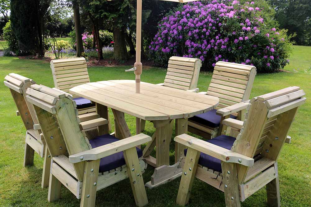 Enjoyable Highgate Ergonomic Table Set With 6 Chairs Hg103 Home Interior And Landscaping Ologienasavecom