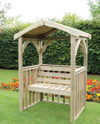 Highgate Wooden Garden Arbour HG111