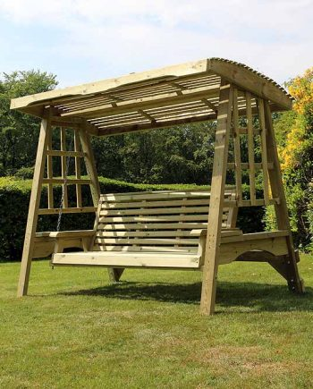 Highgate Garden Wooden Swing Seat