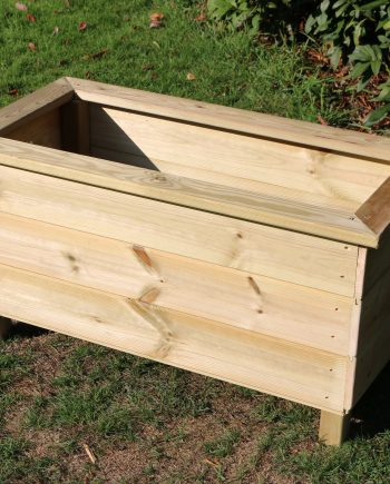 Highgate Wooden Trough Planter Sold at highgate furniture southend on sea Essex