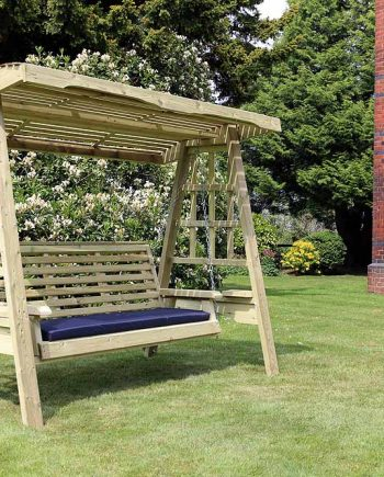 Highgate Wooden Swing Seat
