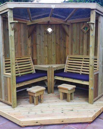 Highgate Wooden Garden room