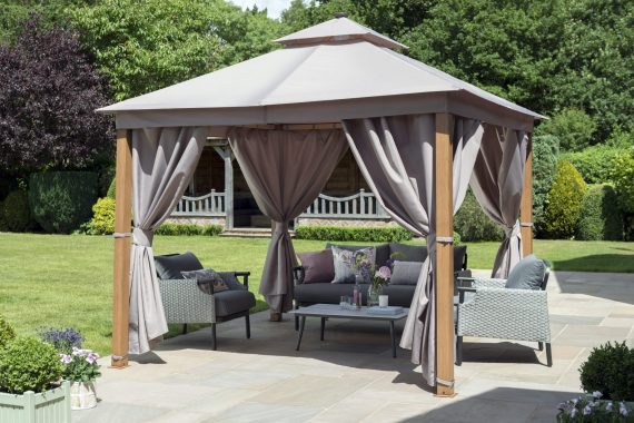 Highgate Luxury Garden Gazebo