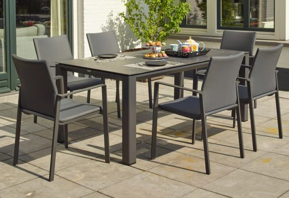 Life Sense 6 Seater Dining Set Sold at Highgate Furniture Essex