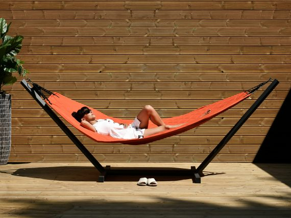 Extreme Lounging Garden Hammock sold at Highgate Furniture Southend On sea
