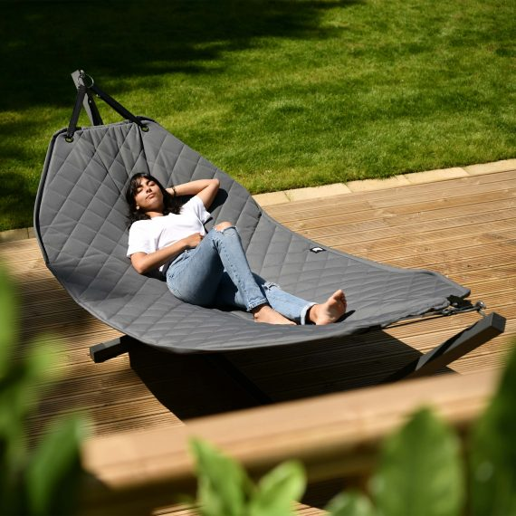 Extreme Lounging Garden B Hammock sold at Highgate Furniture Southend On Sea
