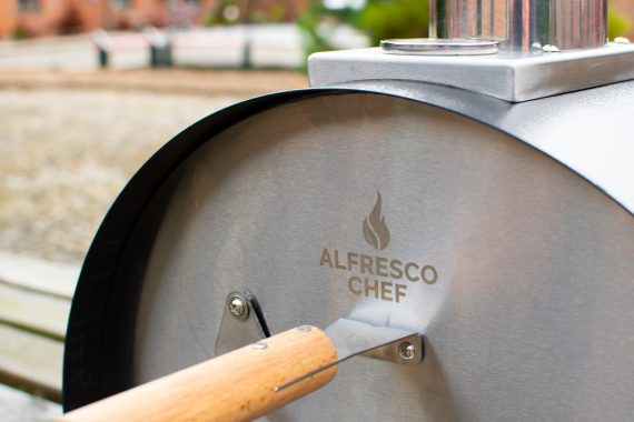 Alfresco Chef Ember Wood Fired Pizza Oven Sold At Highgate Furniture Southend On sea Essex