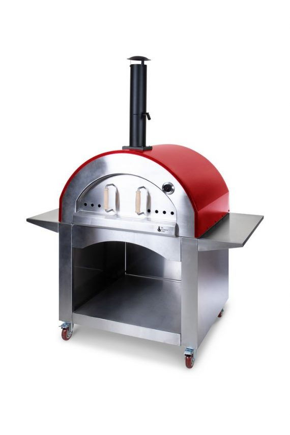 Alfresco Chef Wood Fired Pizza Oven Milano Sold At Highgate Furniture Southend On sea Essex