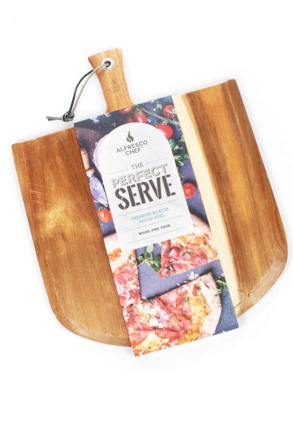 Alfresco Chef Acacia Wood pizza Peel Board sold at highgate furniture southend on sea Essex