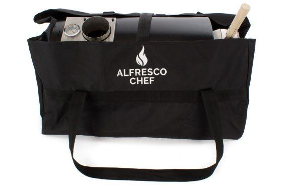 Alfresco Chef Portable pizza oven Bag