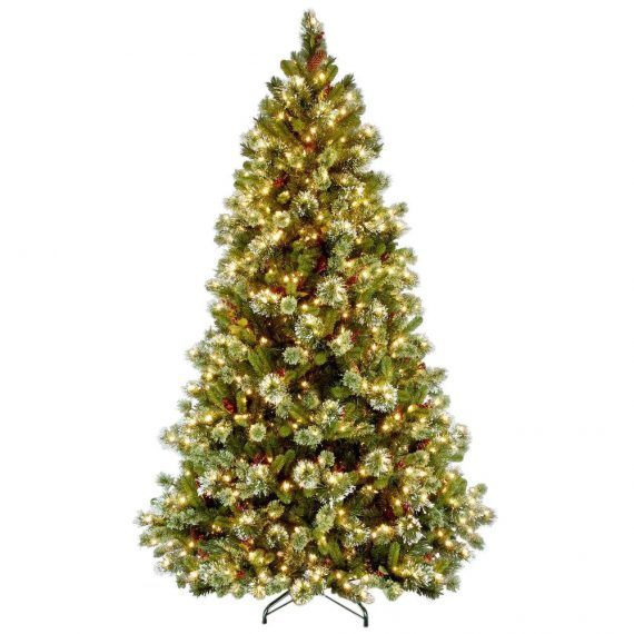 wintry pine 7ft