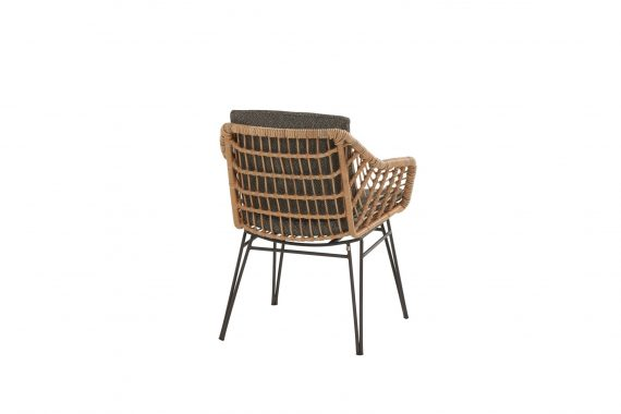 back cottage chair