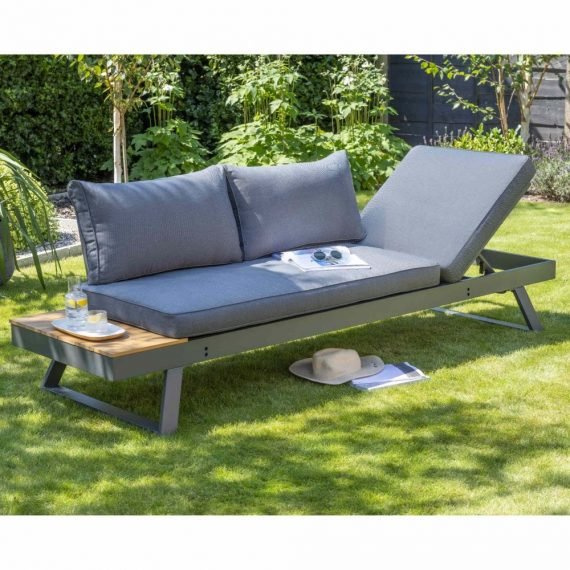Norfolk Leisure Carrow Lounge Bed